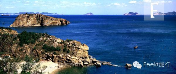 桑岛,位于烟台龙口市的一个小渔村