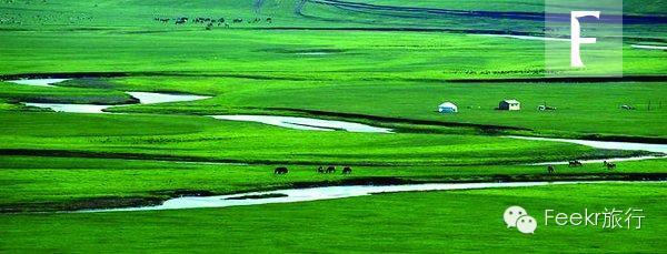 5. 鄂尔多斯大草原